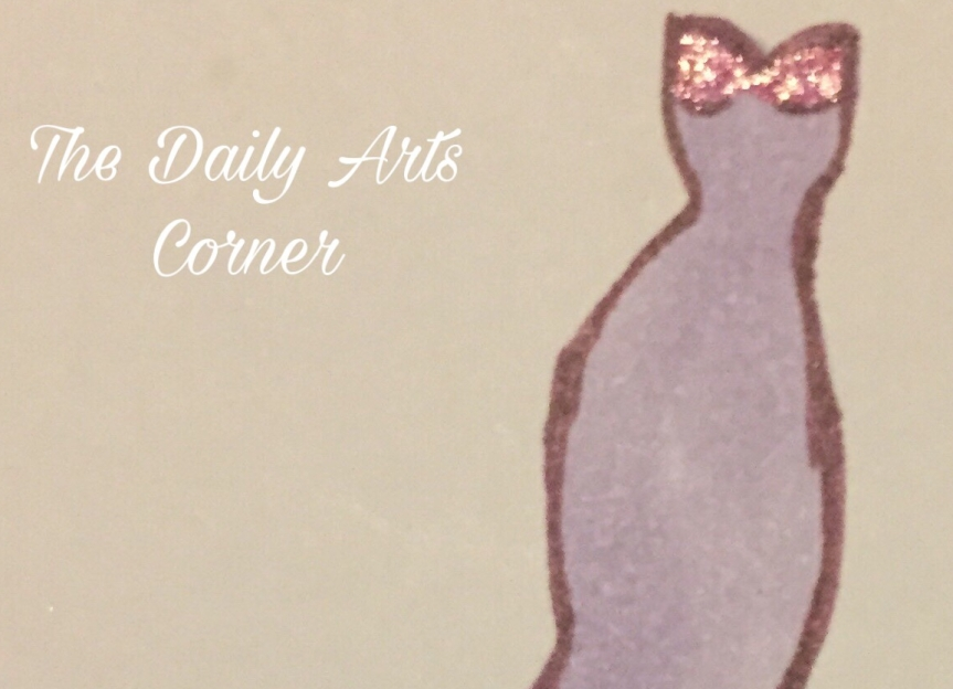 Day 370: Purple Mermaidgown.